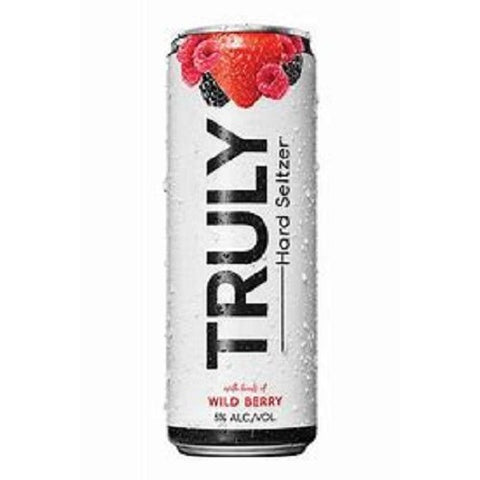 Truly Hard Seltzer, Wild Berry