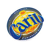Carib Lager, cans