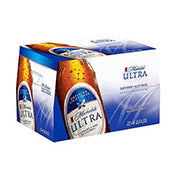 Michelob Ultra, bottles