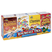 Cereal Variety Pack, General Mills