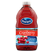 Cranberry Juice, Ocean Spray