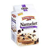 Dark Chocolate Nantucket Crispy Cookies