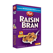 Raisin Bran, Post
