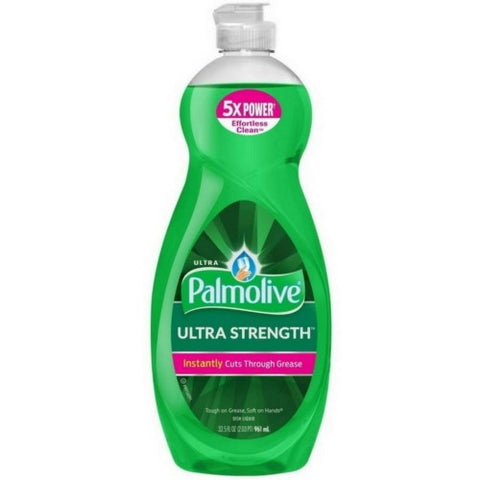 Palmolive Ultra Strength Dish Soap