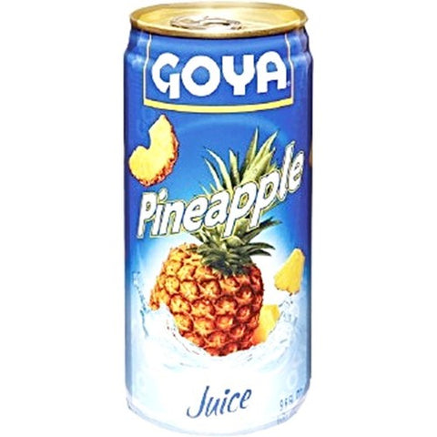 Pineapple Juice, Goya