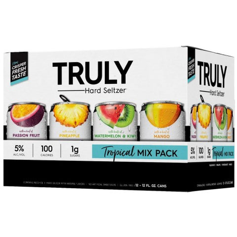 Truly Hard Seltzer, Tropical Mix Pack