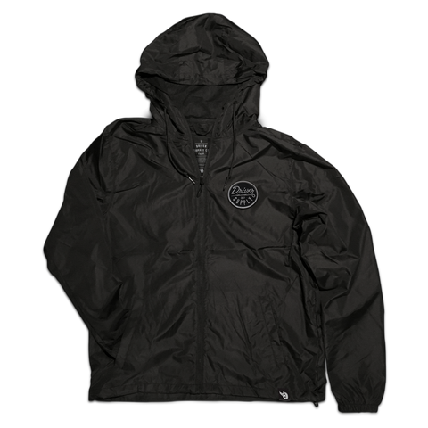 Bolt Zip Hooded Windbreaker