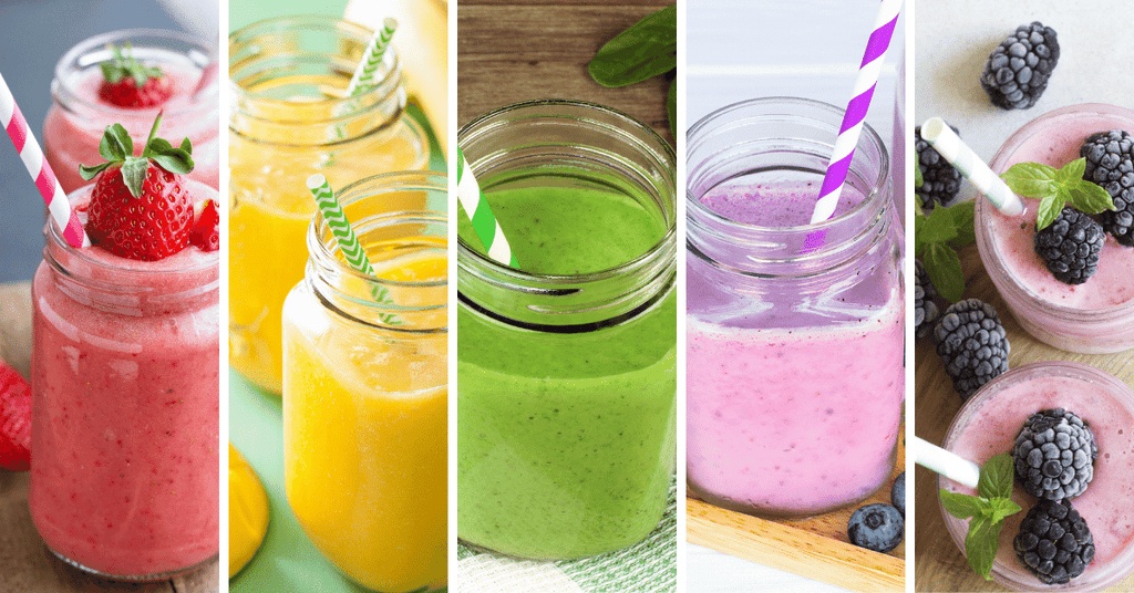 Five Delicious Vegan Smoothie Recipes (plus bonus pudding recipe!)