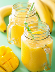 Mango Vegan Smoothie Karma