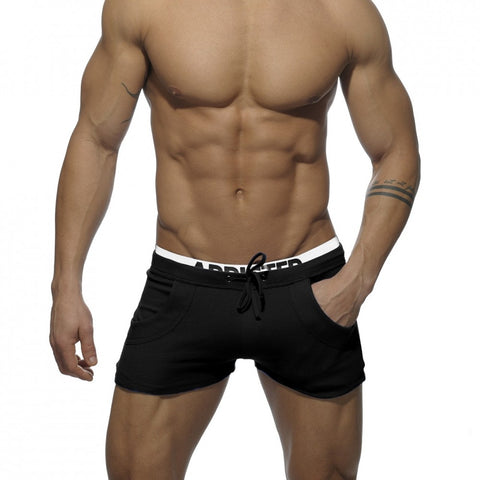 Combined Waistband Short