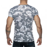 Washed Camo Shirt