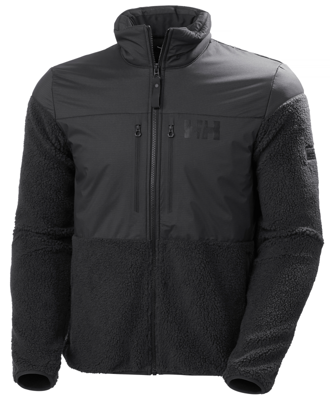 Helly Hansen Men's Arctic Ocean Windproof Pile Fleece Jacket