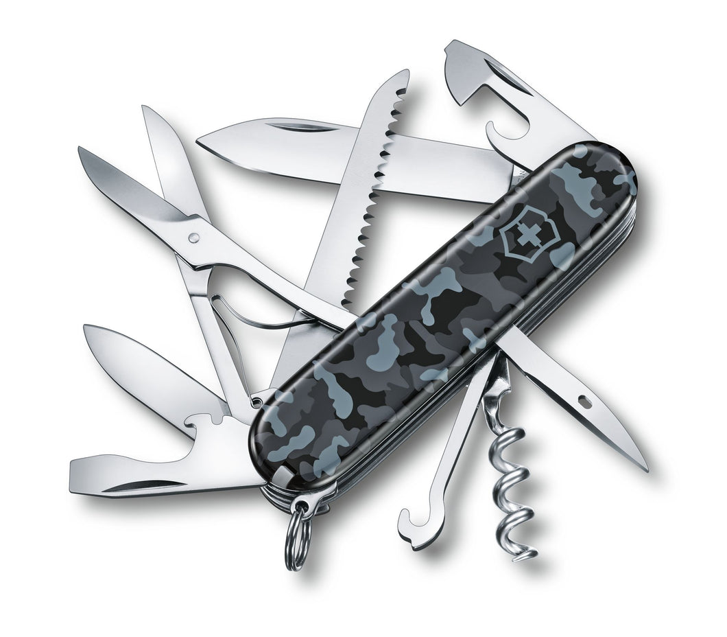 Victorinox Swiss Army Knife: Huntsman Navy Camo