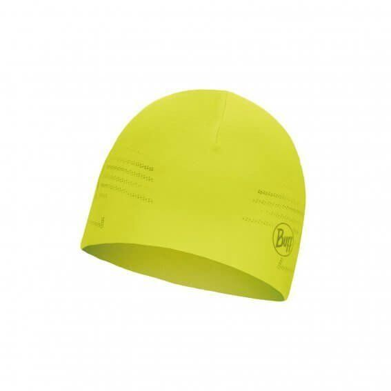 Buff Microfibre Hat - Solid Yellow Fluor