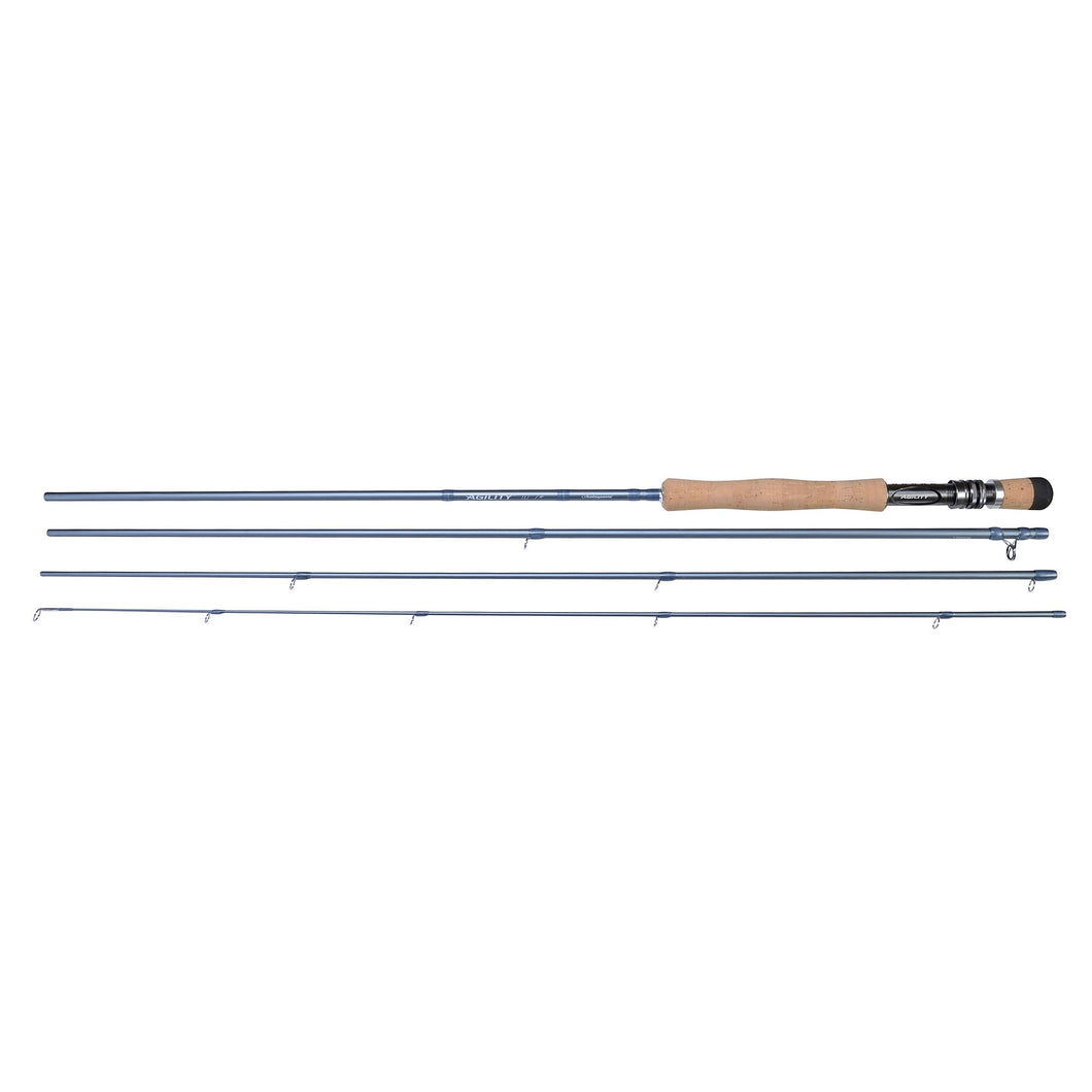 Shakespeare 8ft6 Agility 2 Trout Fly Fishing Rod 5WT