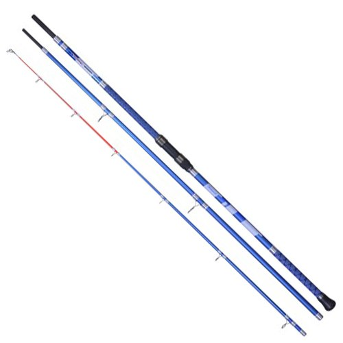 Shakespeare 11ft6 Agility 2 Bass Fishing Rod 2-4oz
