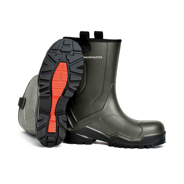 Swampmaster Challenger S5 Safety PU Rigger Boots