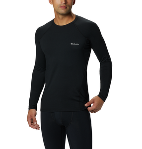 Columbia Men's Midweight Stretch Long Sleeve Crew Baselayer
