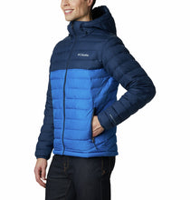 Load image into Gallery viewer, Columbia Men's Powder Lite Omni Heat Hooded Insulated Jacket