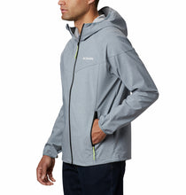 Load image into Gallery viewer, Columbia Men's Heather Canyon Hooded Soft Shell Jacket