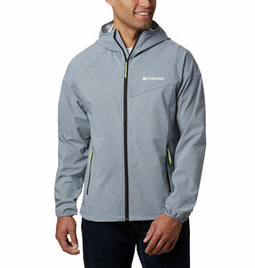 Columbia Men's Heather Canyon Hooded Soft Shell Jacket