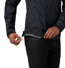 Load image into Gallery viewer, Columbia Men's Pouring Adventure Waterproof Rain Jacket