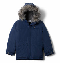 Load image into Gallery viewer, Columbia Kids Nordic Strider Waterproof Omni Heat Parka