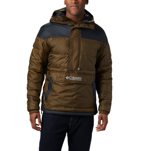 Columbia Men's Lodge Pullover Insulated  Jacket