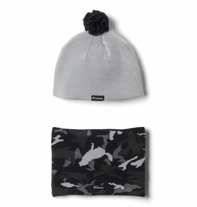 Columbia Youth Snow More Hat and Gaiter Set