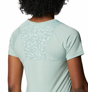 Columbia Women's Peak To Point II Short Sleeve Tee