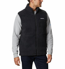 Load image into Gallery viewer, Columbia Men's Mountainside Fleece Vest