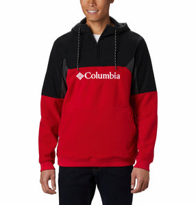 Columbia Men's Lodge II Fleece Hoodie