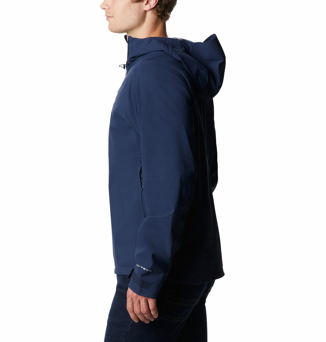 Columbia Men's Omni-Tech Ampli-Dry Waterproof Shell Jacket