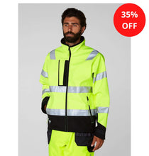 Load image into Gallery viewer, Helly Hansen Work Wear Alna Softshell Jacket