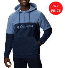 Load image into Gallery viewer, Columbia Men's Lodge II Fleece Hoodie
