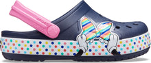 Load image into Gallery viewer, Crocs Kids Fun Lab Disney Minnie Mouse Clogs
