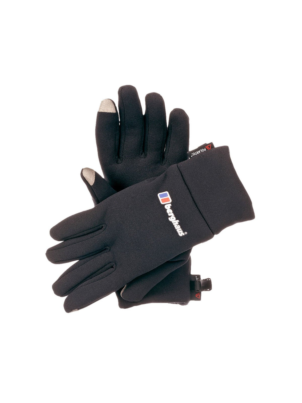 Berghaus Unisex Touch Screen Powerstretch Gloves