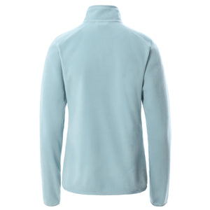 The North Face Women's Glacier Polartec 1/4 Zip Fleece Top