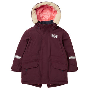 Helly Hansen Kids' Isfjord Down Parka Jacket