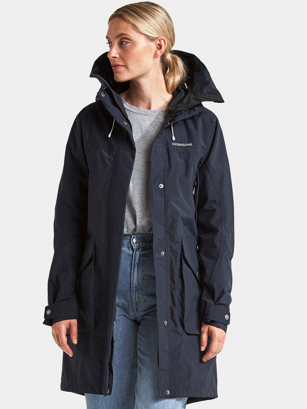 Didriksons Women's Thelma Water Proof Parka 4