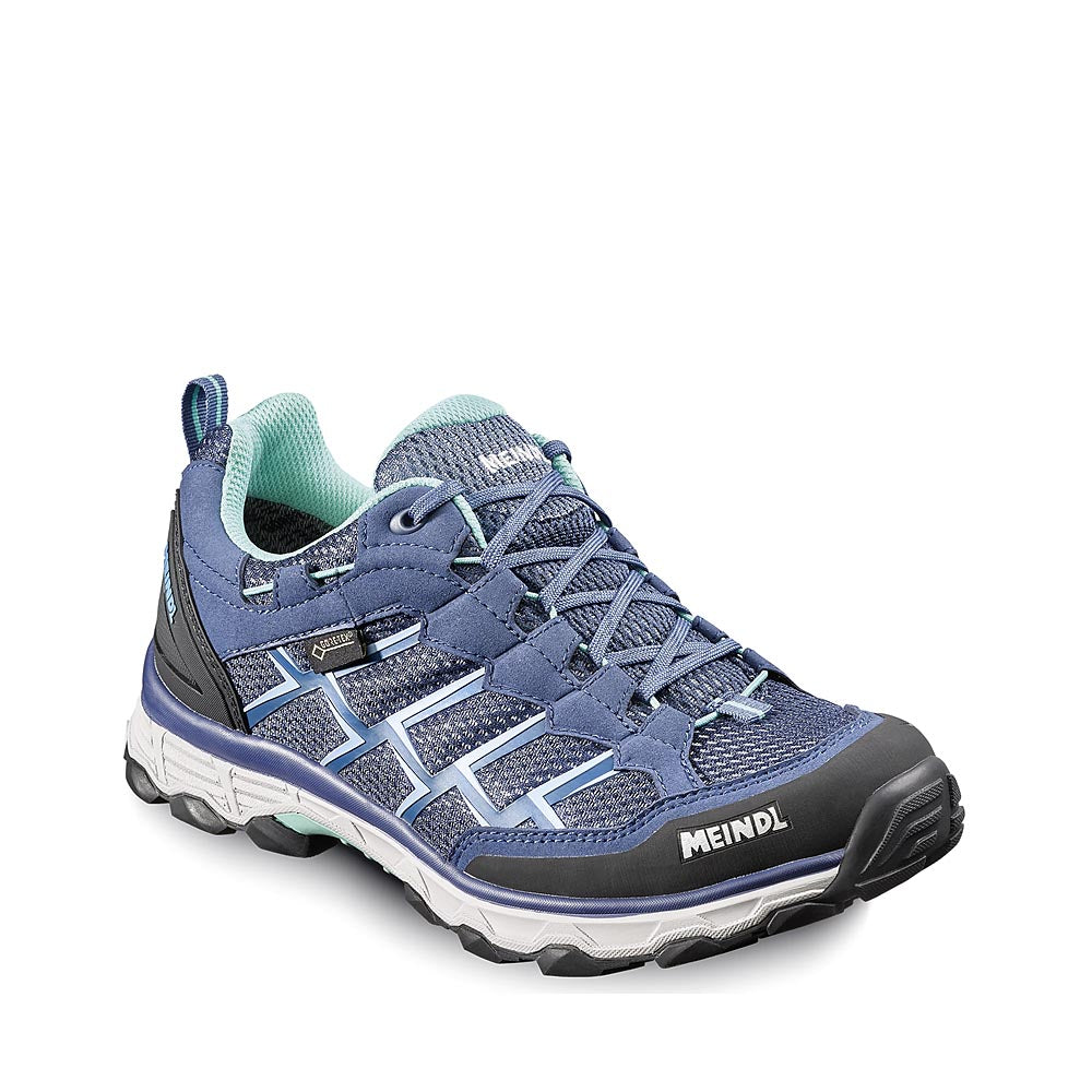 Meindl Women's Activo Gore-Tex Walking Shoes - WIDE FIT