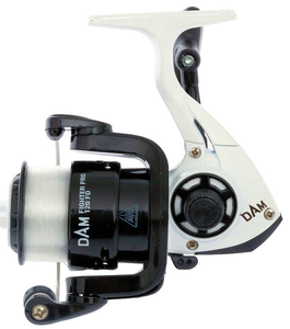 Dam Fighter Pro 120 RD Reel With Line