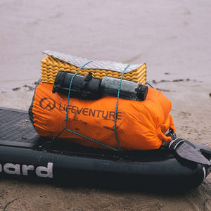 Lifeventure Ultralight Dry Bag 75L - Orange