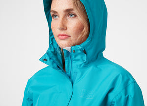 Helly Hansen Women's Seven J Waterproof Rain Jacket