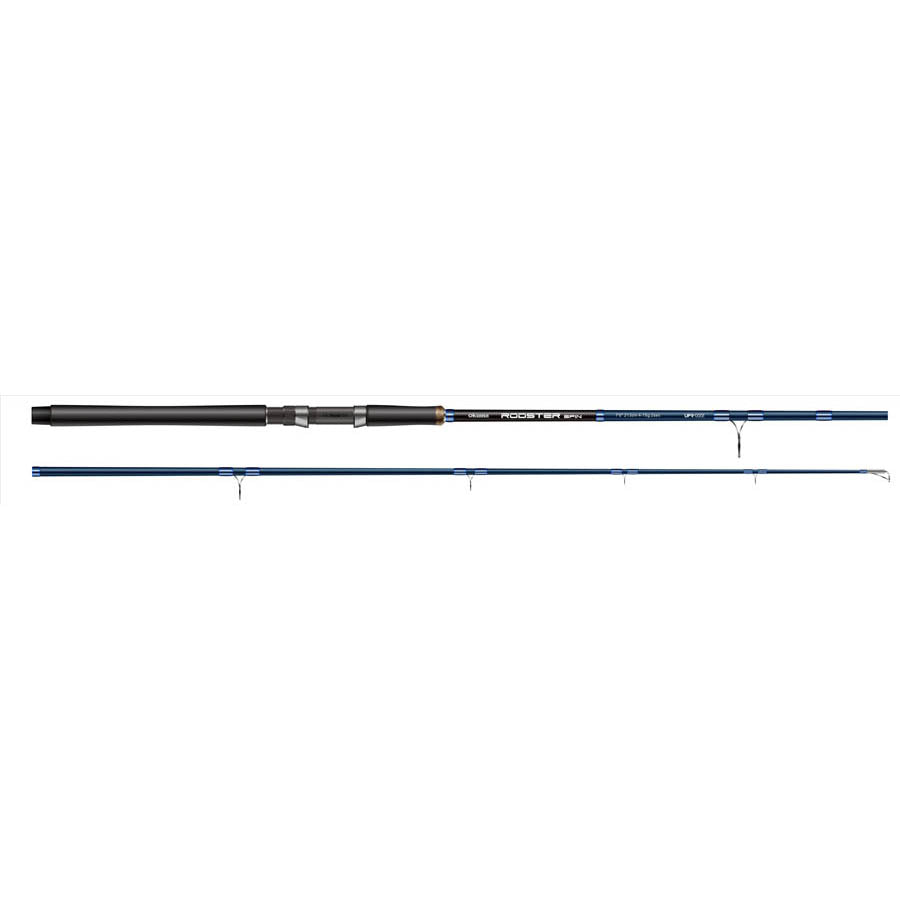 Okuma 8ft Rodster Spinning Fishing Rod 10-30g