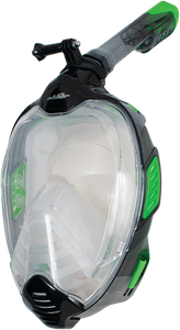 Alder Avance Full Face Mask & Snorkel