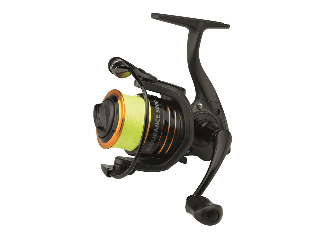 Kinetic Tournament 4000-Front Drag Spinning Reel