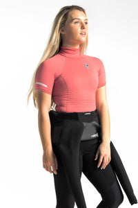 C-Skins Women's X Short Sleeve Rash Vest