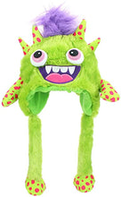 Load image into Gallery viewer, Kids Monster Novelty Hat
