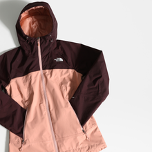 Load image into Gallery viewer, The North Face Women's Stratos Waterproof Rain Jacket